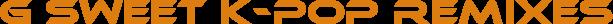 djgsweet.com Logo