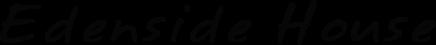 edensidehouse.com Logo