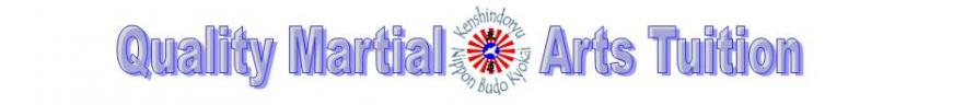 kenshindoryu.co.uk Home Page
