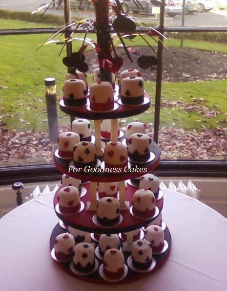 Oh My Goodness Publicity – Maples Wedding Cakes Jay Qualls Picture