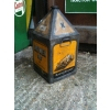 SOLD 1930s Notwen Motor Oil Pyramid Can