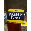 1930s Michelin Tyres Enamel Sign available
