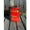 1930s Tiger Lubricating Oil Tin Can available