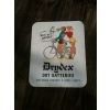 1960s Drydex Cycle Batteries Showcard Sign available