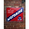 1930s prices Motorine Oil Enamel Sign available