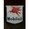 1950s Mobiloil Pegasus Enamel Sign available
