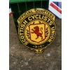 Rarity 1910s Scottish Cyclists Union Enamel Sign available