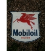 1950s Mobiloil Pegasus Metal Sign availabe