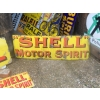 Scarce 1910s Shell Motor Spirit Enamel Porcelain Sign (single sided) available