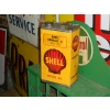 1940s Shell Spirax C SAE140 Gallon Oil Can available