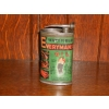 1930s Wakefield Everyman Oil Tin Can Oval Shape (rubbed & dented) available