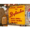 1920s Raybestos Brake Clutch Enamel Sign available