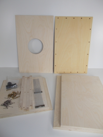 Lion Cajon Kit £50.00