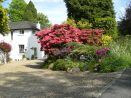 A & A Studley Cottage Bed and Breakfast Accommodation in Tunbridge Wells Kent - secluded private driveway and gardens with free onsite parking for all guests.