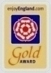 Tunbridge Wells Bed and Breakfast Accommodation Gold Award for Exceptional Quality