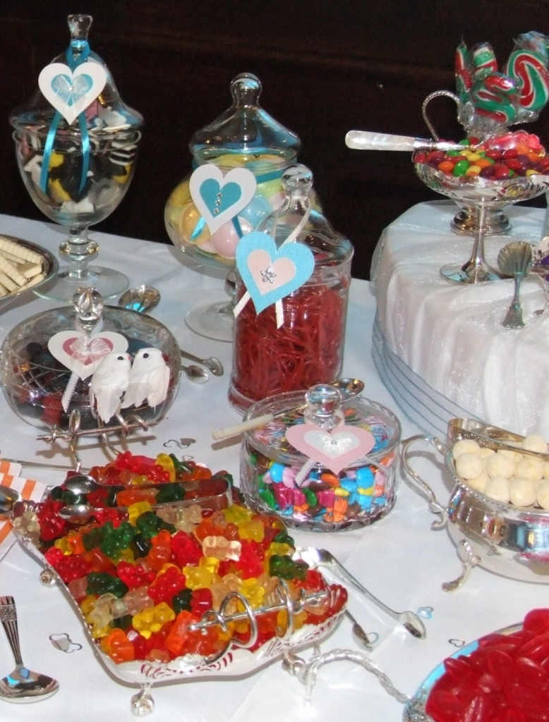 Sweets table derby, chesterfield, worksop, sheffield, barnsley, nottingham, grantham, newark, peterborough, stamford, rutland, oakham, stapleford, bakewell, lincoln