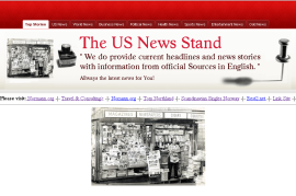 The US News Stand