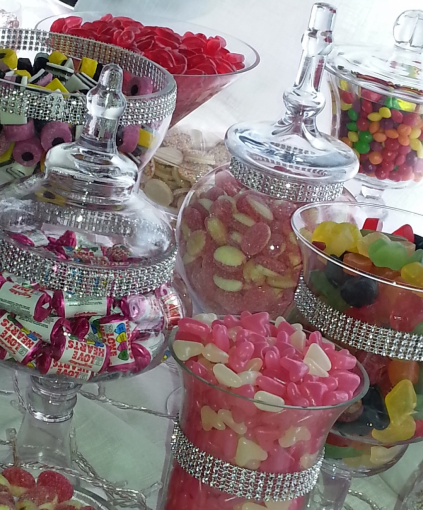 sweets cart nottingham, sheffield, chesterfield, newark, grantham, doncaster