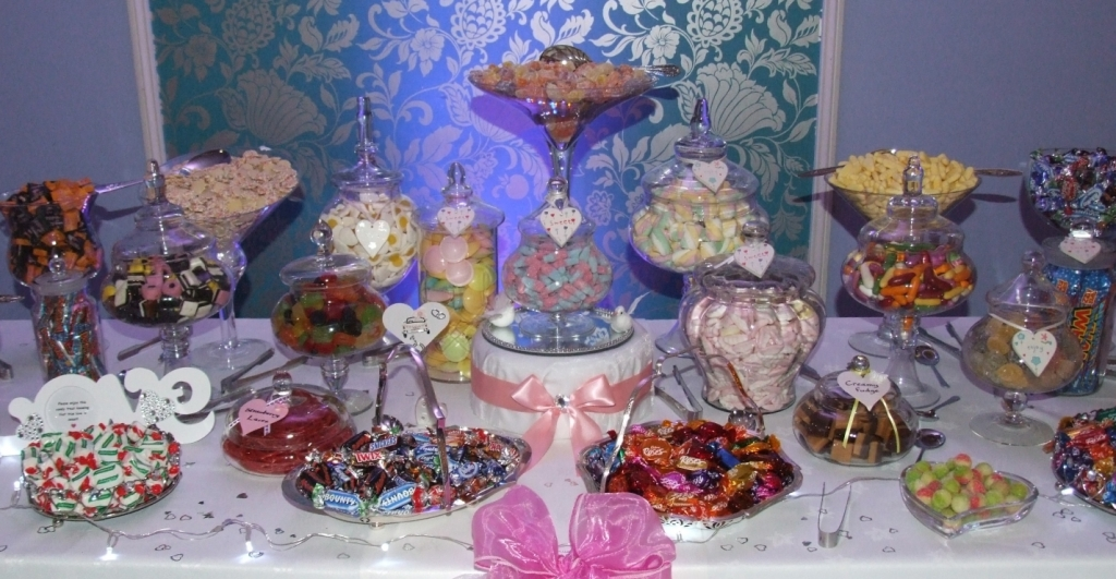 wedding candy buffet nottingham, sheffield, chesterfield, barnsley, doncaster, worksop, newark, grantham