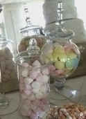 weddding sweets buffet table midlands - 20 choices