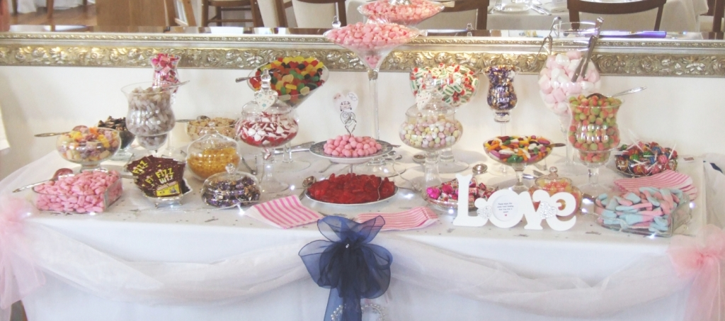 sweets and candy buffet table derby, stapleford, nottingham, sheffield, leicester