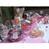 Part of a sweets and candy buffet table for 50 guests at Tankersley Manor Hotel, Barnsley.