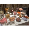 sweets and candy buffet table Bakewell