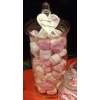 Sweets and candy buffet Doncaster -  jar tags
