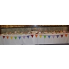 This is an 18 foot long sweets table at the Albert Hall Nottingham for Nottingham University Ball.