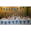 Sweet candy buffet nottingham, chesterfield, sheffield, newark, mansfield, doncaster 8' table with 26 varieties for 125 guests