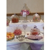 Sweets buffet table Chesterfield