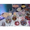 Candy table Birmingham. Choose 20 or more varieties of sweets, candy and chocolates