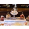 Candy buffet Derby -  2-tier centrepiece