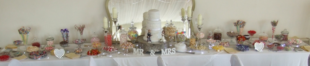 wedding sweets buffet table nottingham, sheffield, chesterfield, doncaster, barnsley, newark, grantham, oakham, lincoln