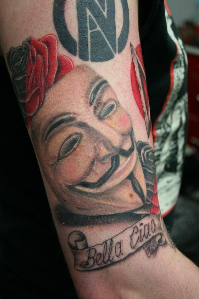 Cardiff devil cardiff devil ice devil for Cut throat tattoo