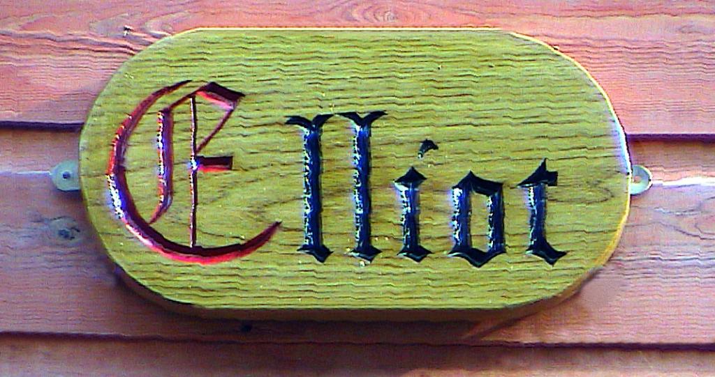 Elliot Name