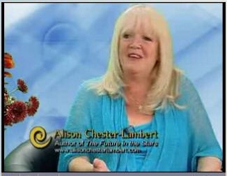 Alison on TV in USA