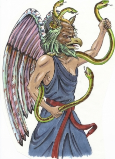 Astrology Vanth Orcus.