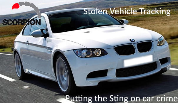Stolen Vehicle Tracking Essex