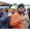 Happy faces 1. Vaisakhi, Birmingham, 27 April 2014