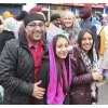 Happy faces 2.Vaisakhi, Birmingham, 27 April 2014