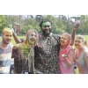 University Of Northampton, Royal Indian Society Holi Festival. 4 May 2014