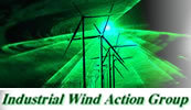 go to Industrial Wind Action Group website