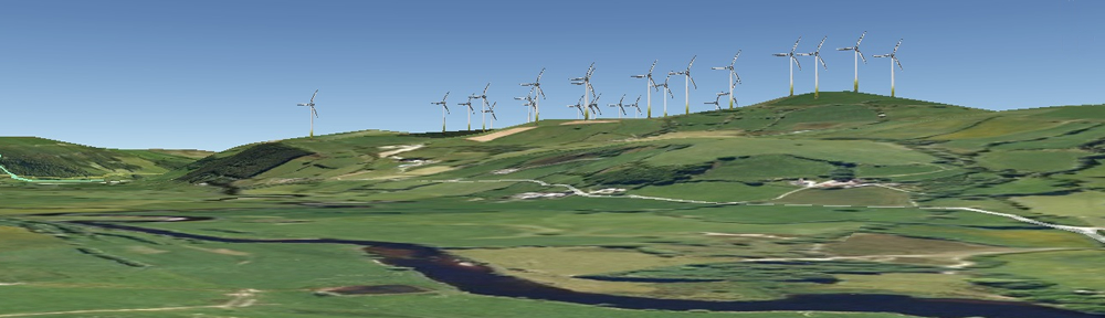go to STEMM - Stop The Exploitation of Mynydd Mynyllad - campaign against, say no and object to wind farm turbine plans