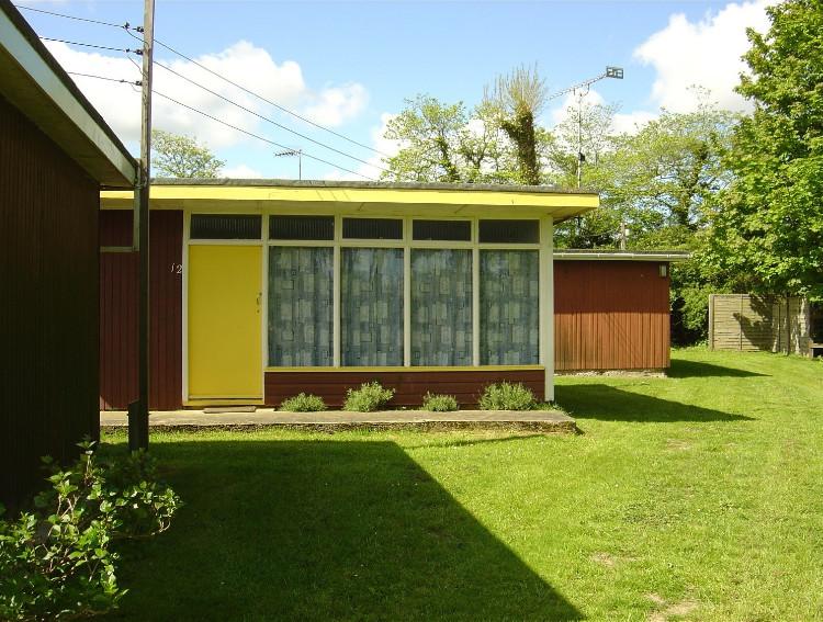 Mundesley, Links Chalet Park, Chalet 12, front