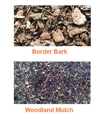 Border Bark Woodland Mulch