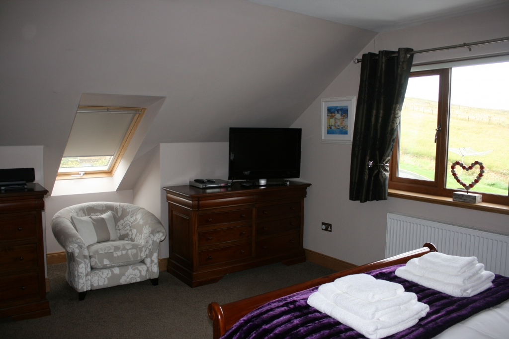3 Bedroom Self Catering Accommodation on Skye