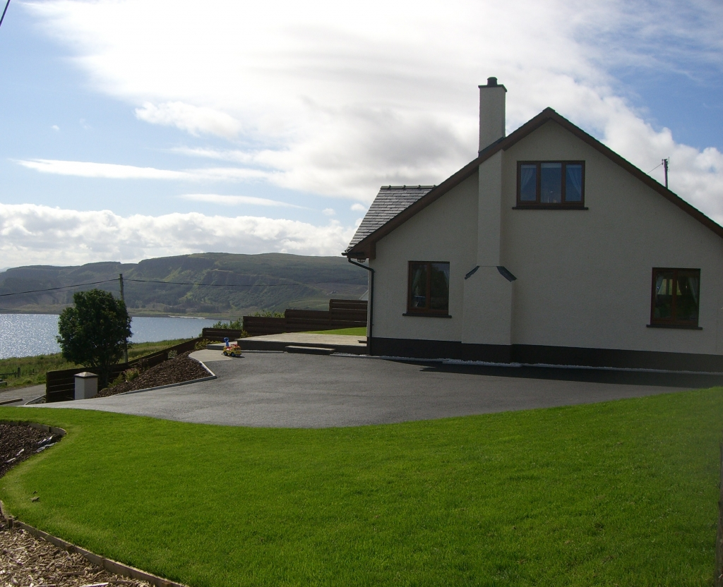 Self Catering Cottage on the Isle of Skye