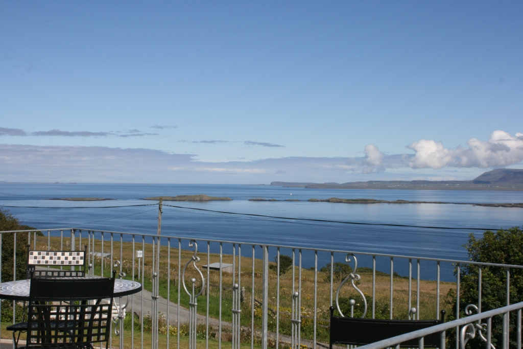 Holiday Accommodation on the Isle of Skye