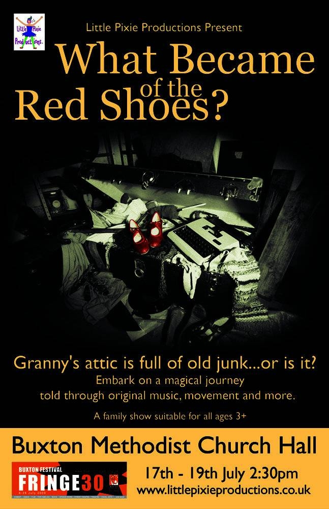 Red Shoes flier